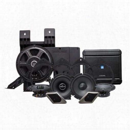 Alpine Alpine 2-way Sound System For Chevy Silverado & Gmc Sierra - Pss-21gm Pss-21gm Speakers