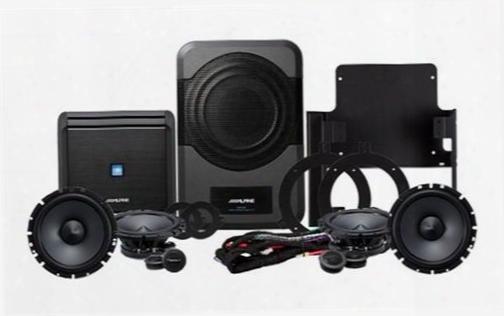 Alpine Alpine Jk Sound System - Pss-21wra Pss-21wra Speakers