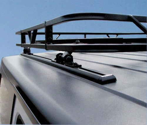 Garvin Industries Garvin Industries Track Rack For Jk Wrangler - 44012 44012 Roof Rack