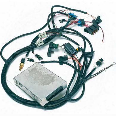 Howell Howell Tbi Kit Emission Legal Version Carb Eo #d452 1972-80 Cj 42l Offroad - Emissions Legal - Ca/cj25872-80 Ca/cj25872-80 Fuel Injection Kits