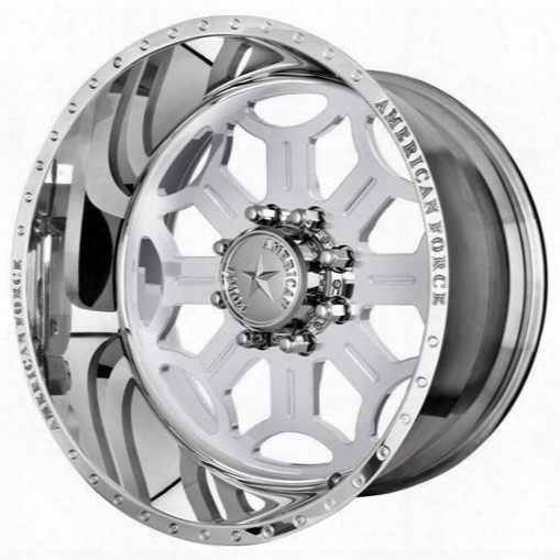American Force Wheels American Force 20x12 Wheel Torque Ss - Polish- Aft21025 Aft21025 American Force Wheels