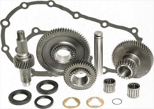 Trail Gear Trail Gear Suzuki Transfer Case 6.50 Gear Set - 105004-3-kit 105004-3-kit Transfer Case Low Gearset