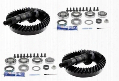 G2 Axle And Gear G2 Jk Front And Rear 4.56 Ring And Pinion Kit - 4-jk-456 4-jk-456 Ring And Pinions