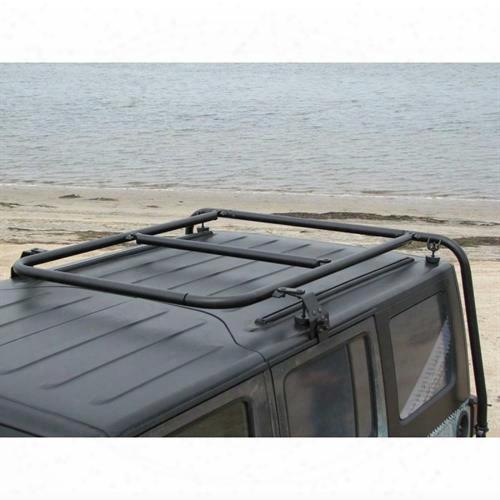 Garvin Industries Garvin Industries Adventure Half Rack - 44099 44099 Roof Rack