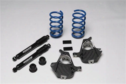 Ground Force Ground Force Suspension Drop Kit - 9856 9856 Lowering & Sport Suspension Components