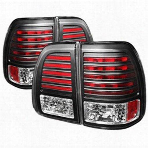 Spyder Auto Group Spyder Auto Group Led Tail Lights - 5070623 5070623 Tail & Brake Lights