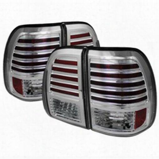 Spyder Auto Group Spyder Auto Group Led Tail Lights - 5070630 5070630 Tail & Brake Lights