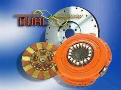 Centerforce Centerforce Dual Friction Clutch Disc And Pressure Plate - Df007507 Df007507 Clutch