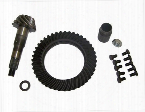 Crown Automotive Crown Automotive Dana 44 Wj Rear 7/16 Bolt 3.91 Ratio Ring And Pinion - 5019869aa 5019869aa Ring And Pinions