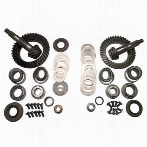 G2 Axle And Gear G2 Jk Front And Rear 4.88 Ring And Pinion Kit - 4-jk-488 4-jk-488 Ring And Pinions