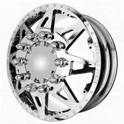 American Force Wheels American Force 26x8.25 Wheel Stars Kit - Polish - Af601233 Af601233 American Force Wheels