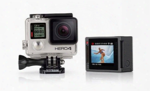 Gopro Hero4 Silver Edition Chdhy-401 Video