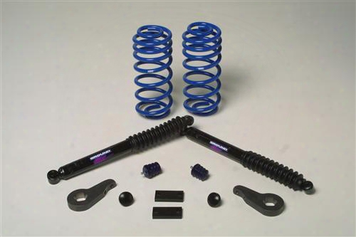 Ground Force Ground Force Suspension Drop Kit - 9963 9963 Lowering & Sport Suspension Components