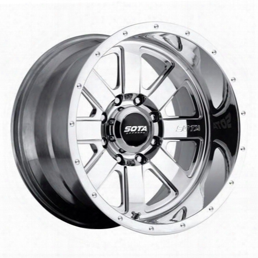 Sota Offroad A.w.o.l., 20x9 With 5 On 5.5 Bolt Pattern - Polished 569pl-20956_00 Sota Offroad Wheels