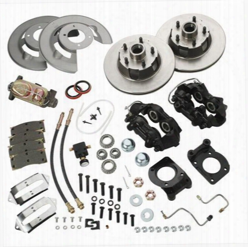 Stainless Steel Brakes Stainless Steel Brakes Drum To Disc Brake Conversion Kit (natural) - A120d A120d Disc Brake Conversion Kits
