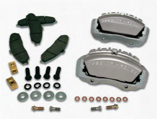 Stainless Steel Brakes Stainless Steel Brakes Quick Change Tri-power 3-piston Calipers - A193bk A193bk Disc Brake Caliper Upgrade