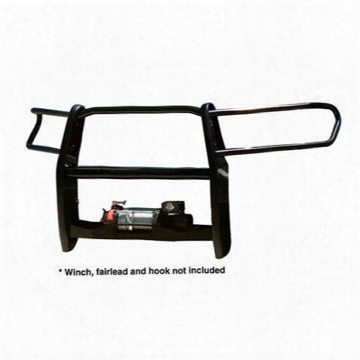 Go Rhino Go Rhino Winch Bumper/grille Guard (black) - 23218mb 23218mb Grille Guards