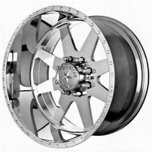 American Force Wheels American Force 20x14 Wheel Independence Ss - Polish- Aft30249 Aft30249 American Force Wheels