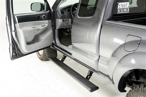 Amp-research Amp Powerstep Running Boards (black) - 75142-01a 75142-01a Power Running Board