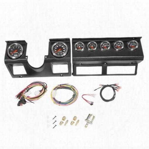 Auto Meter Auto Meter Complete Instrument Kit - 7040 7040 Instrument Panel Cover