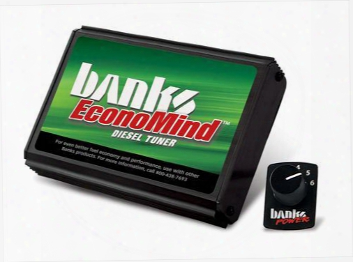 Banks Power Banks Power Economind Powerpack - 63795 63795 Performance Modules