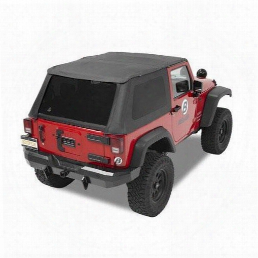 Bestop Bestop Replace-a-top Trektop Nx (black Diamond) - 52822-35 52822-35 Soft Tops
