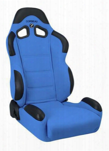 Corbeau Corbeau Cr1 Recliner Seat (blue) - 20905pr 20905pr Seats