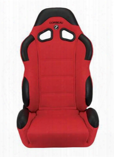 Corbeau Corbeau Cr1 Recliner Seat (red) - 20907pr 20907pr Seats