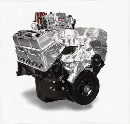 Edelbrockk Edelbrock Performer 350 Cid Crate Engine 90 1 Compression - 45421 45421 Performance And Remanufactured Engines