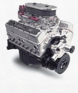 Edelbrock Edelbrock Performer Air-gap 350 Cid Crate Engine 90 1 Compression - 45521 45521 Performance And Remanufactured Engines