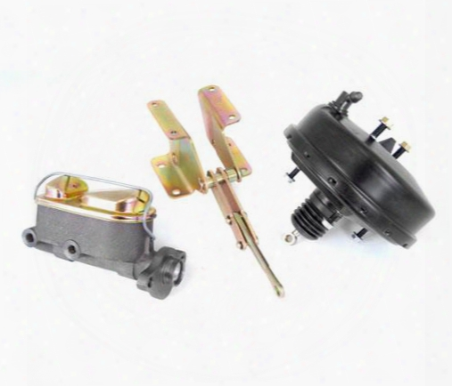 Omix-ada Omix-ada Power Brake Kit - 16718.2 16718.20 Brake Master Cylinder