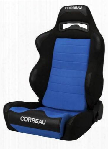 Corbeau Corbeau Legacy Recliner Seat (black/ Blue) - 25505pr 25505pr Seats