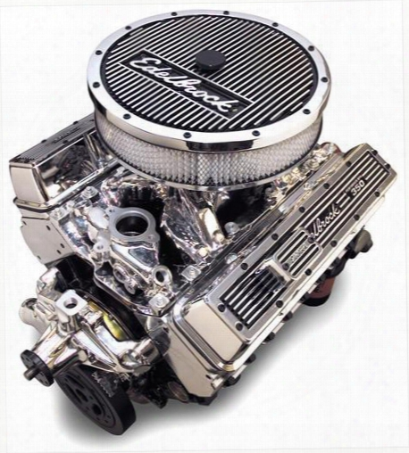 Edelbrock Edelbrock Performer Rpm Air-gap E-tec 350 Cid Crate Engine 95 1 Compression - 45914 45914 Performance And Remanufactured Engines
