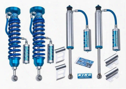 King Shocks King Shocks Oem Performance Coilover Shock Kit For 0 Inch -3.5 Inch Lift Kits - 25001-147a 25001-147a Shock Absorbers