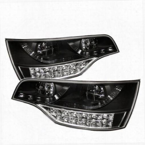 Spyder Auto Group Spyder Auto Group Led Tail Lights - 5000279 5000279 Tail & Brake Lights
