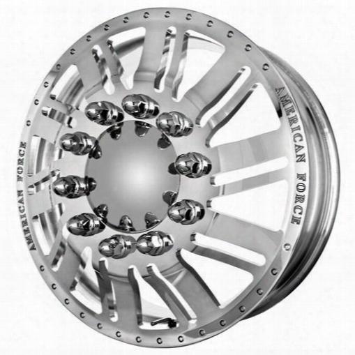 American Force Wheels American Force 24x8.25 Wheel Shift Kit - Polish - Af501737 Af501737 American Force Wheels