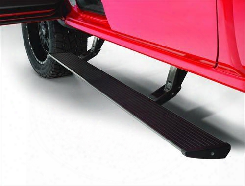 Amp-research Amp Powerstep Running Boards (black) - 75155-01a 75155-01a Power Running Board
