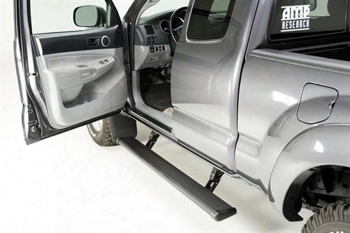 Amp-research Amp Powerstep Running Boards (black) - 75162-01a 75162-01a Power Running Board