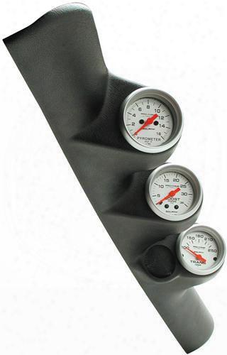 Auto Meter Auto Meter Triple A-pillar Gauge Kit - 7095 7095 Gauge Set