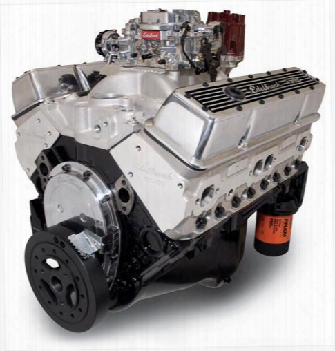 Edelbrock Edelbrock Performer E-tec Hi-torq 350 Cid Crate Engine 90 1 Compression - 46400 46400 Performance And Remanufactured Engines