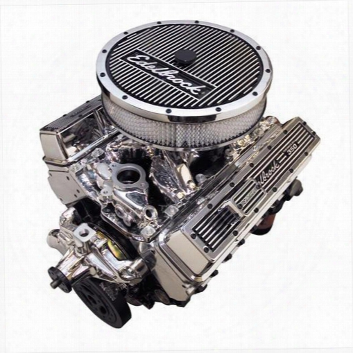 Edelbrock Edelbrock Performer Rpm Air-gap E-tec 350 Cid Crate Engine 95 1 Compression - 45924 45924 Performance And Remanufactured Engines