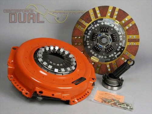 Centerforce Centerforce Dual Friction Clutch Disc And Pressure Plate - Df489989 Df489989 Clutch Kits
