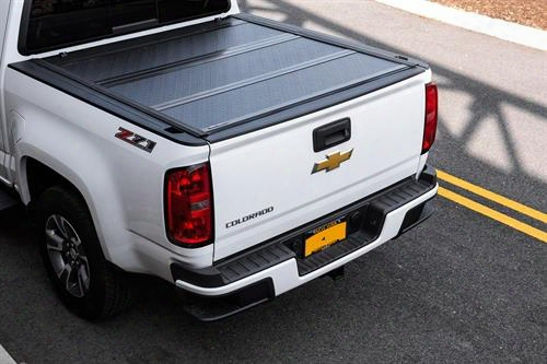 Undercover Tonneau Covers Undercover Tonneau Covers Flex Hard Folding Tonneau Cover - Fx11001 Fx11001 Tonneau Cover