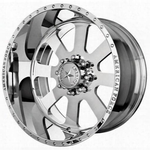 American Force Wheels American Force 20x12 Wheel Recon Ss - Polish- Aft20865 Aft20865 American Force Wheels