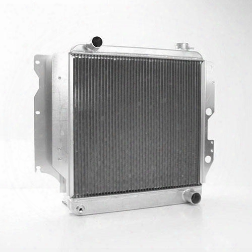 Griffin Thermal Products Griffin Thermal Products Performance Aluminum Radiator For Jeep Tj And Yj With Gm V8 Engines And Manual Transmission - 5-287l