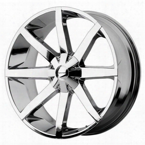 Kmc Wheels Kmc Series Km651 Slide Wheel (chrome) - Km65124935218 Km65124935218 Kmc Wheels