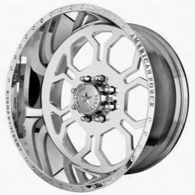 American Force Wheels American Force 20x12 Wheel Spyder Ss - Polish- Aft20929 Aft20929 American Force Wheels
