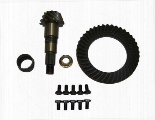 Crown Automotive Crown Automotive Dana 30 Kj Front 4.10 Ratio Ring And Pinion - 5066085aa 5066085aa Ring And Pinions