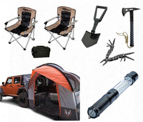Genuine Packages Camp Pack - Wkt2 Wkt2 Camping Pak's