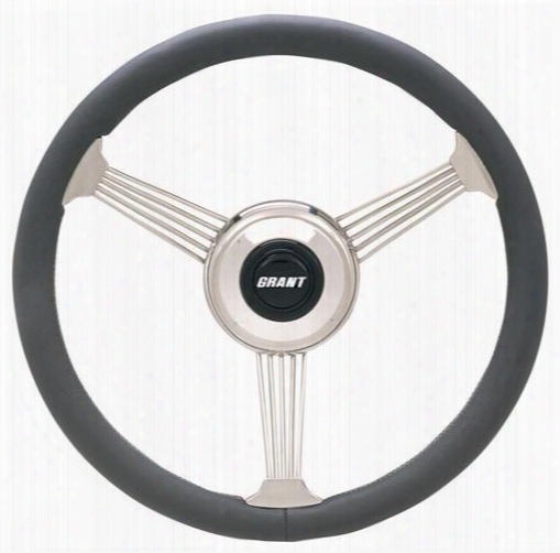 Grant Steering Wheels Grant Steering Wheels Banjo Style Steering Wheel - 1051 1051 Steering Wheel
